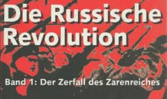 Richard Pipes: Die Russische Revolution